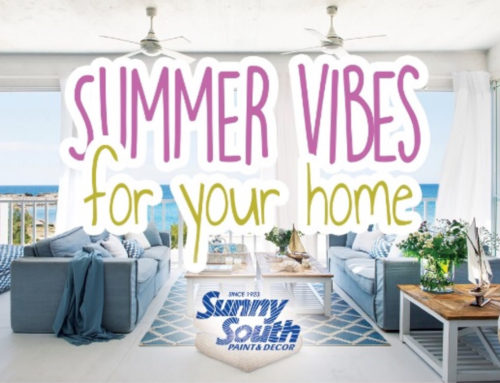 Splash your house with summer vibes