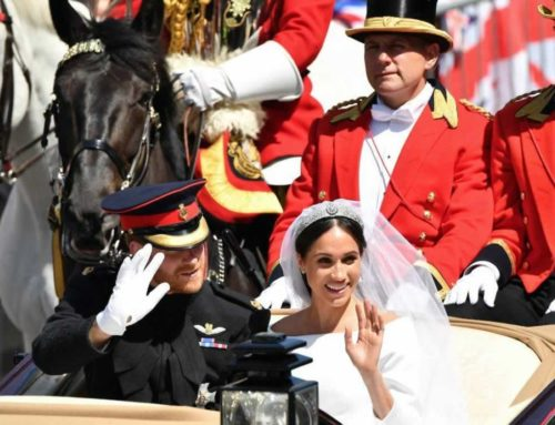 Get the Royal wedding look for your home